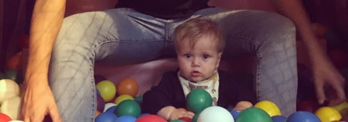 Ball Pool with Daddy